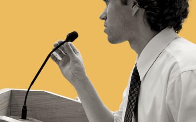 Stilelemente einer fesselnden Rede