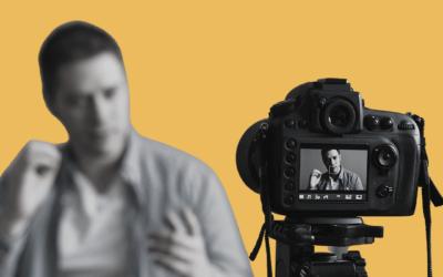 Sicher sprechen vor der Kamera – für Videos die Eindruck hinterlassen